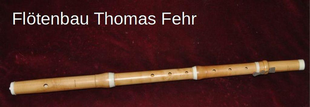 Flötenbau Thomas Fehr